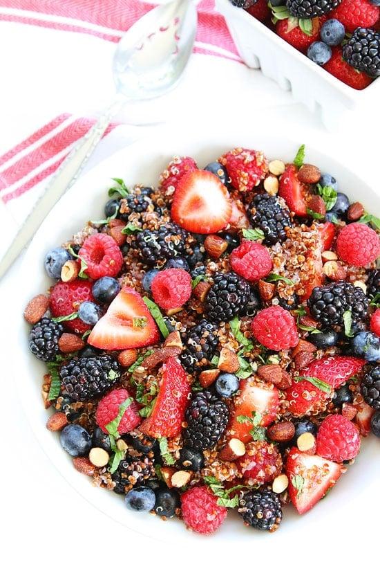 Easy berry recipes