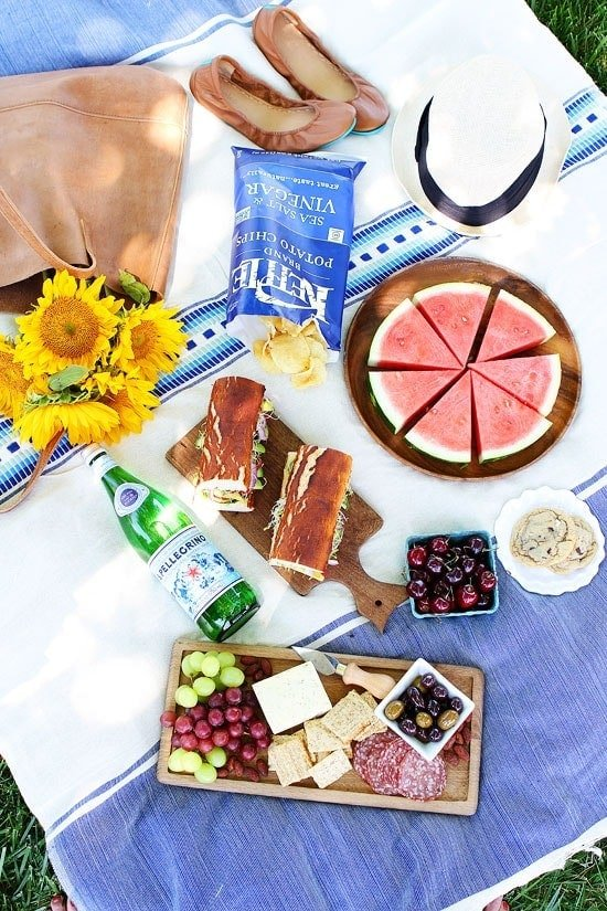 summer picnic recipes and tips two peas their pod