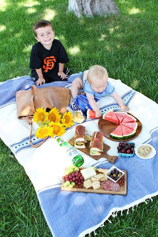 Summer Picnic Recipes And Tips Two Peas Amp Their Pod