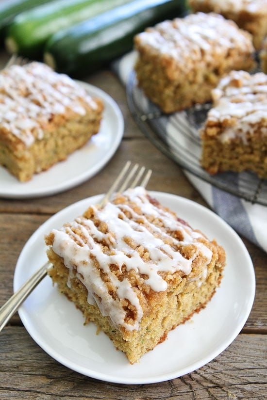 Zucchini Coffee Cake Recipe Two Peas Their Pod