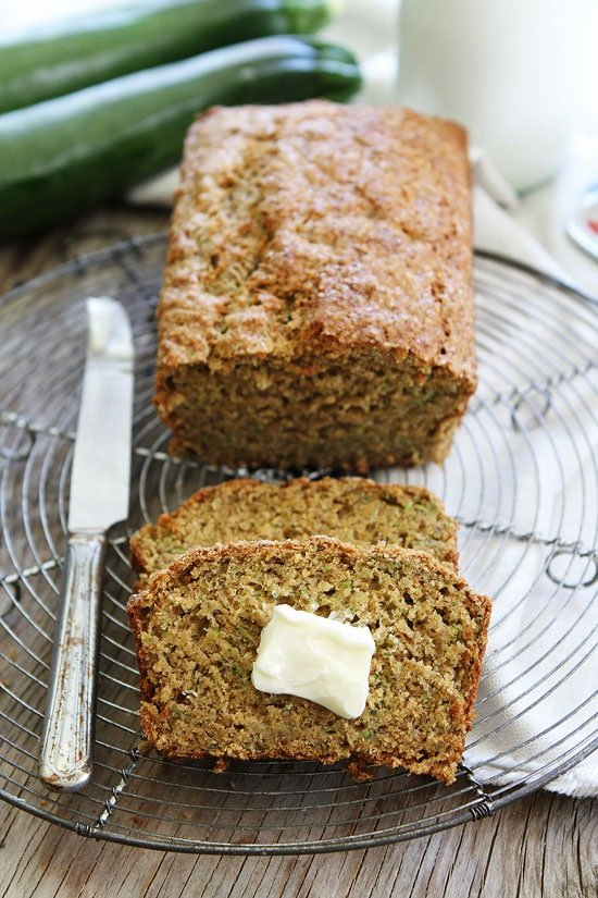 Zucchini Banana Bread Recipe Two Peas Their Pod
