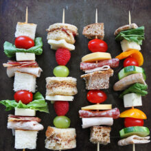 Sandwich on a Stick   Two Peas & Their Pod