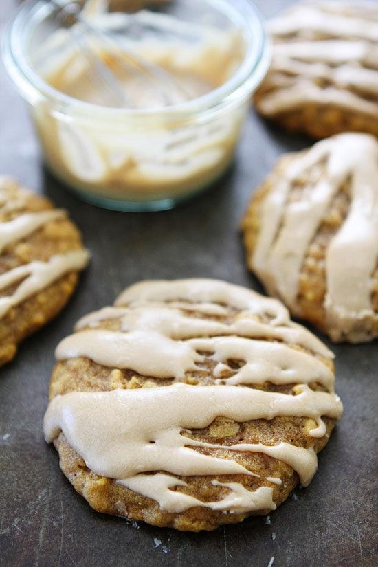 Pumpkin Maple Cookies Recipe