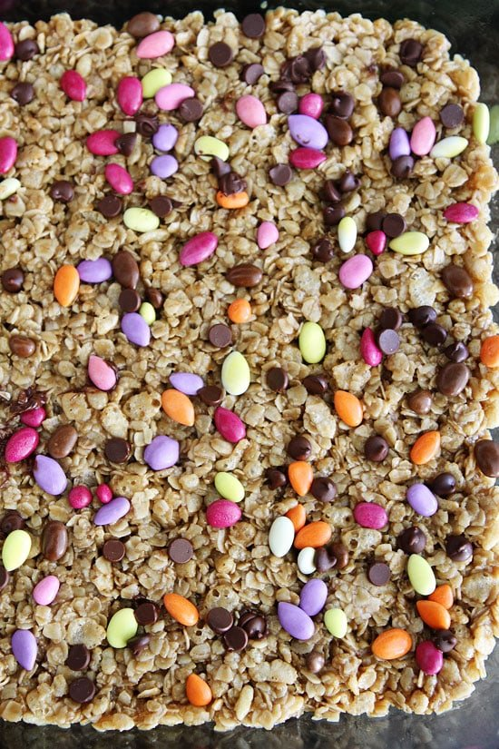 Sunflower Butter Granola Bars Recipe