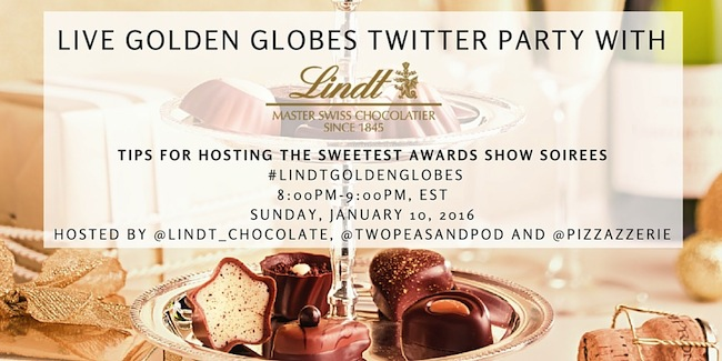 Twitter Party with Lindt