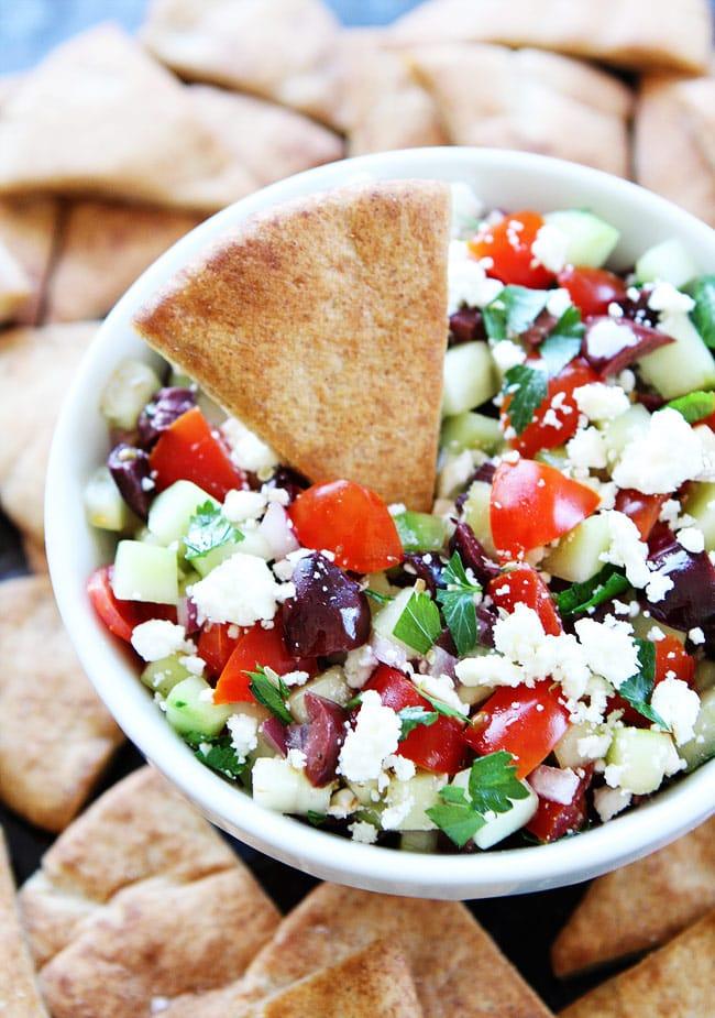 Greek Salsa Recipe