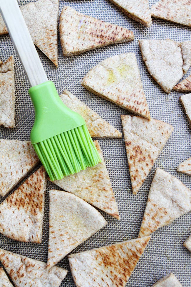 How to make Pita Chips at home