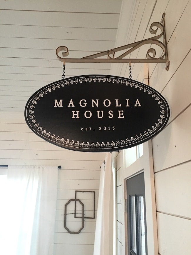 The Magnolia House