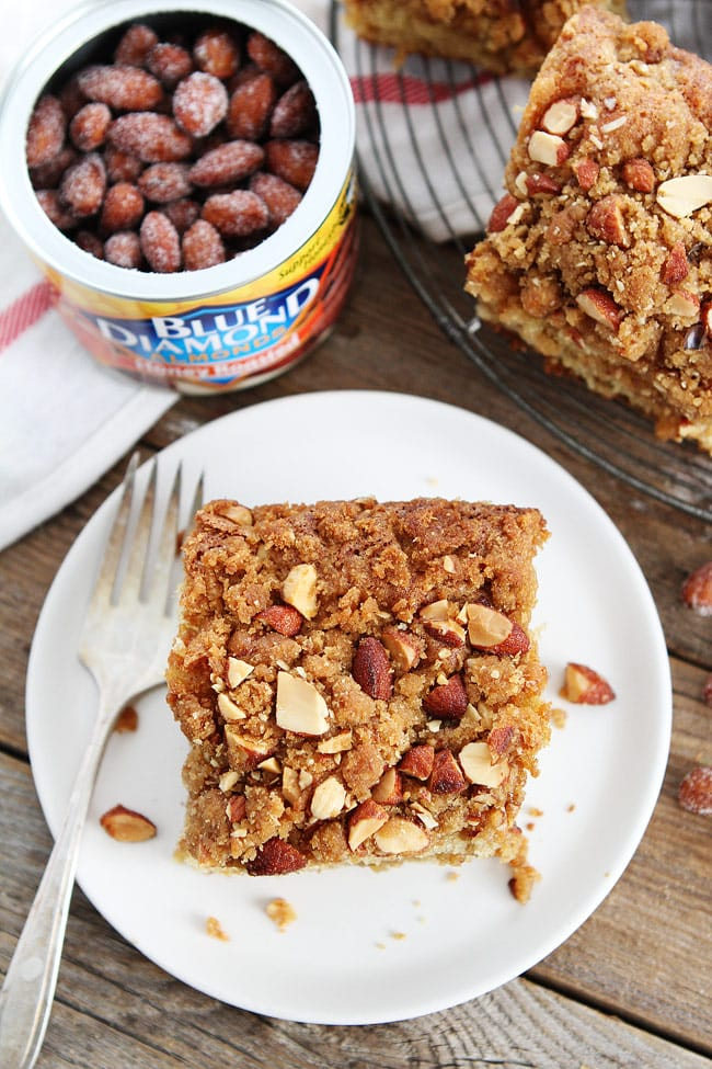 Almond Coffee Cake Recipe