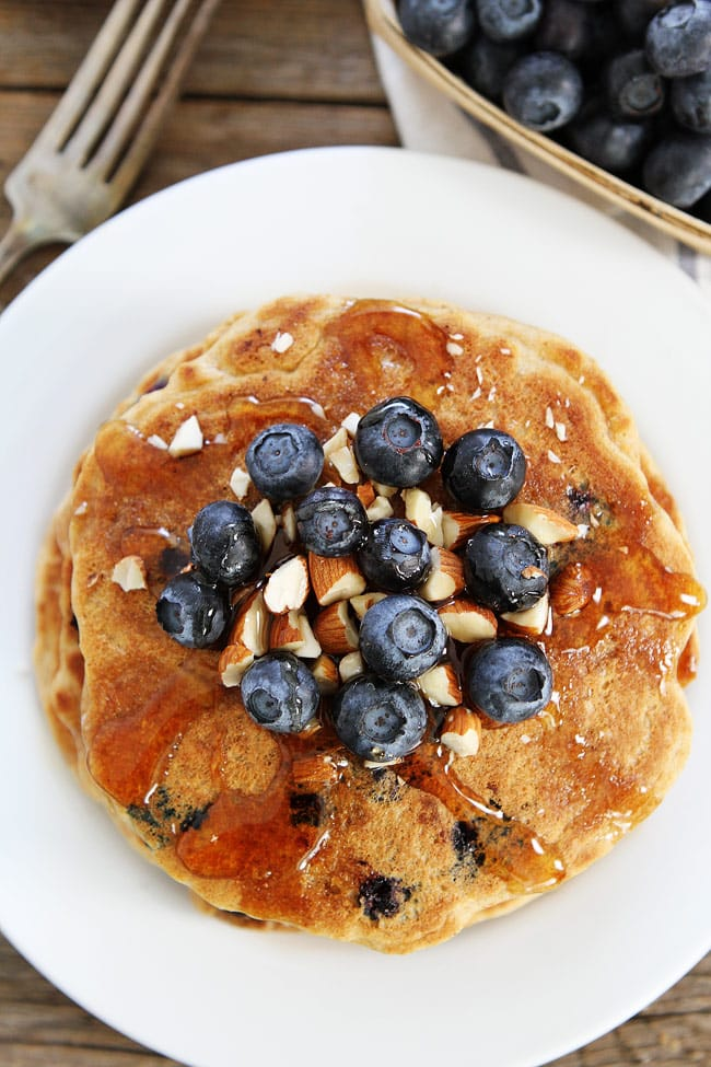 Blueberry-Almond-Pancakes-2