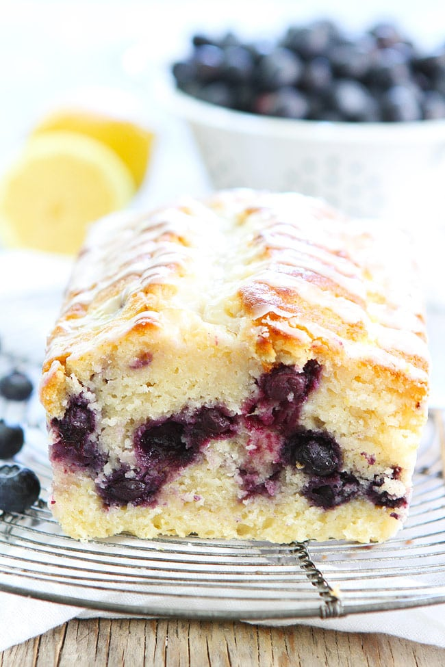 blueberry loaf cake lemon blueberry loaf cake recipe two peas amp their pod 1973