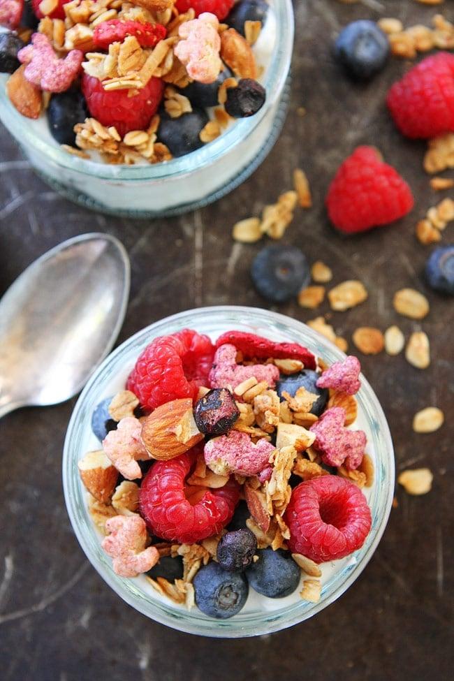 Berry Granola Recipe