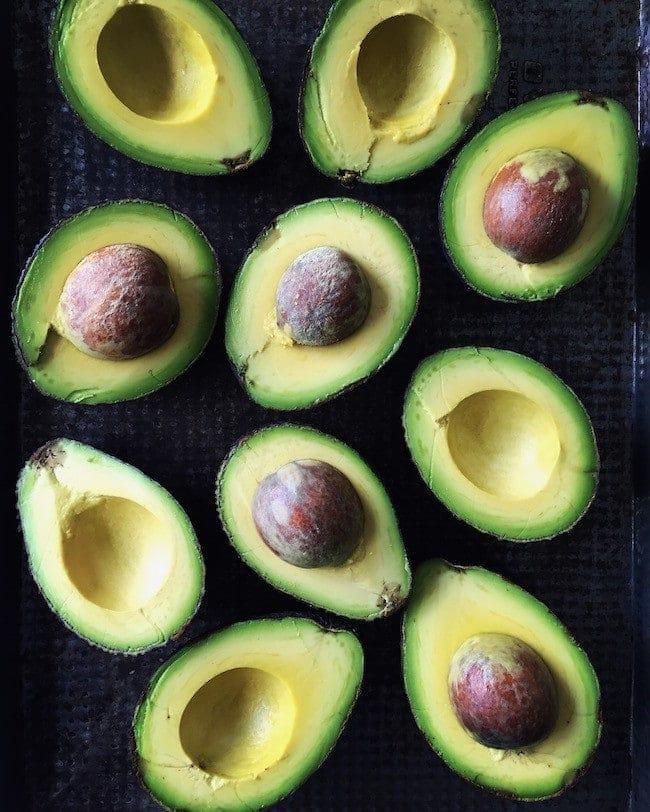 avocados for guacamole recipe