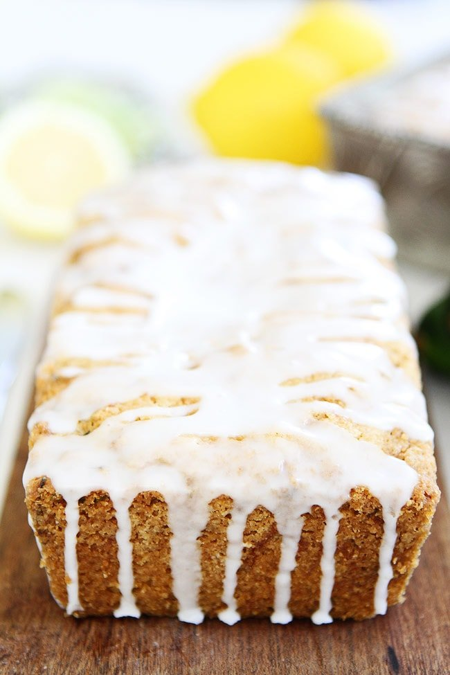 How to make Lemon Zucchini Bread. This is the BEST zucchini bread recipe!