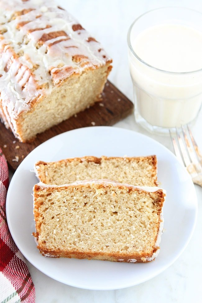 Eggnog Bread Recipe
