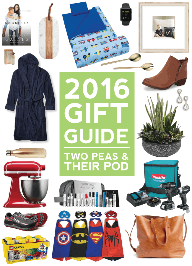 Two Peas and Their Pod Holiday Gift Guide