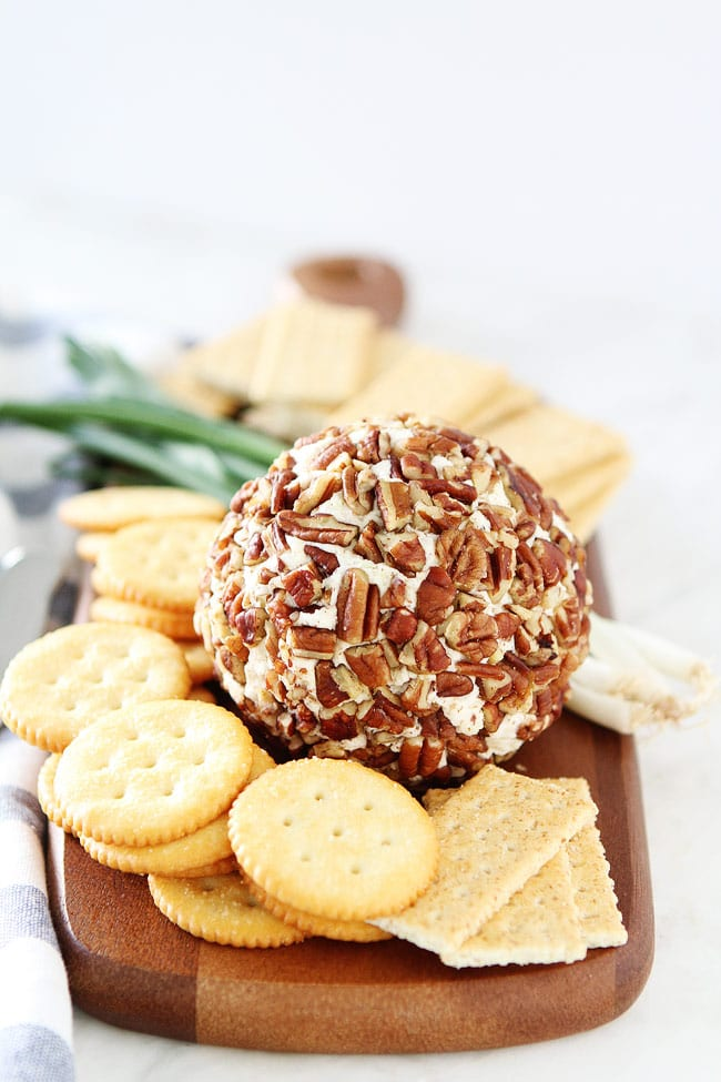 Best Cheese Ball Recipe