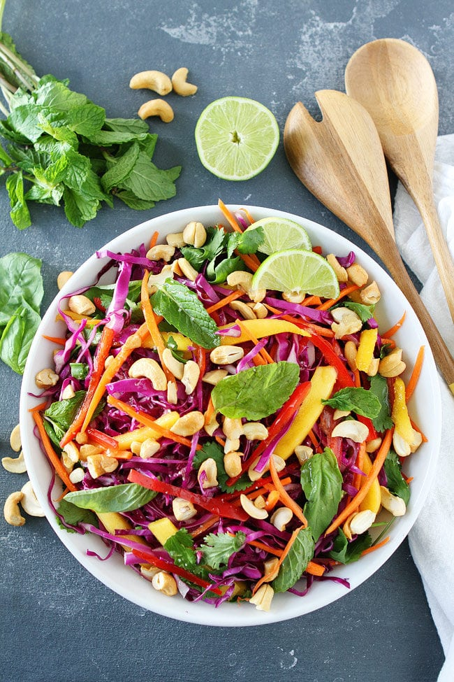 Thai Cabbage Salad Recipe