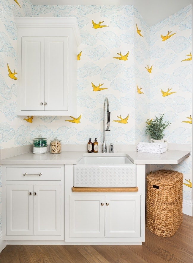 Mudroom And Laundry Room Tour