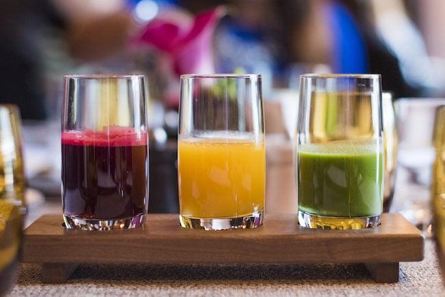 Juice Trio
