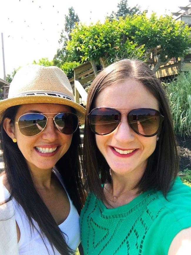 Hamptons blogging retreat