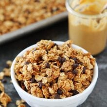 Granola Recipe (How to make Granola)