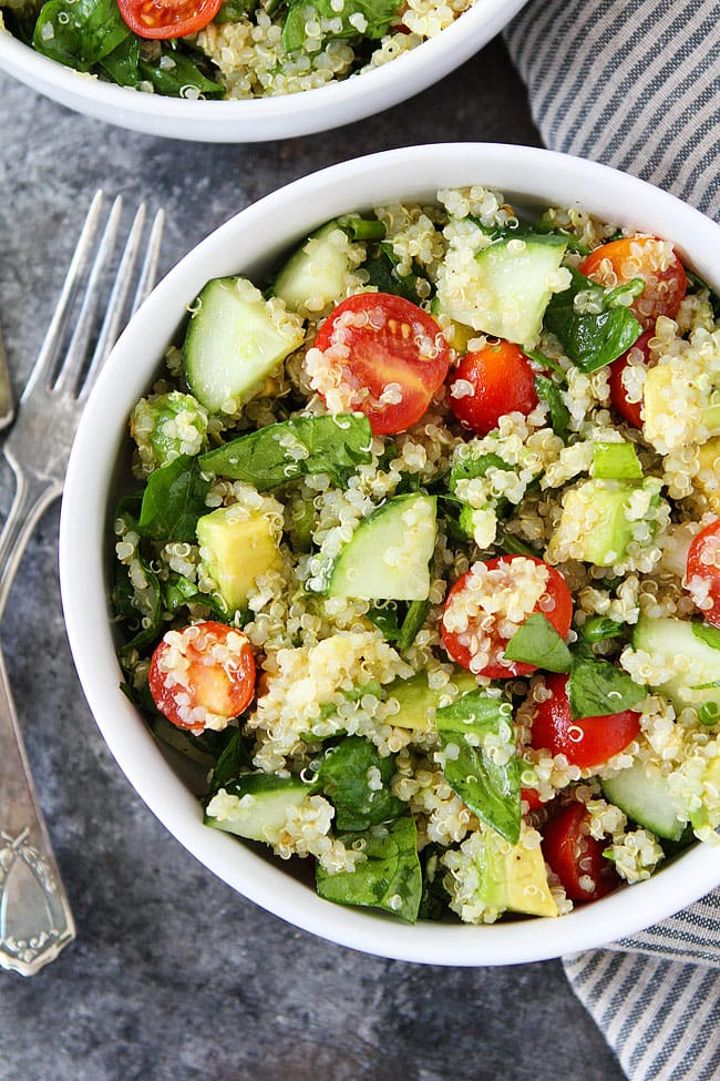 Best Quinoa Salad Recipe