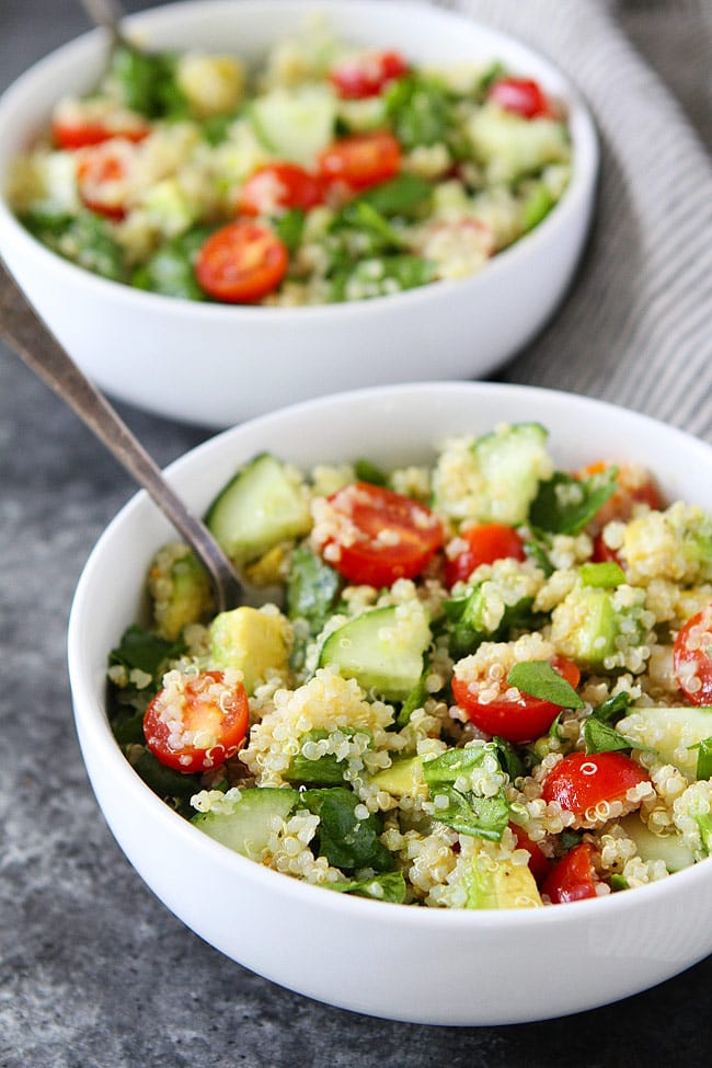 Easy Quinoa Salad Recipe