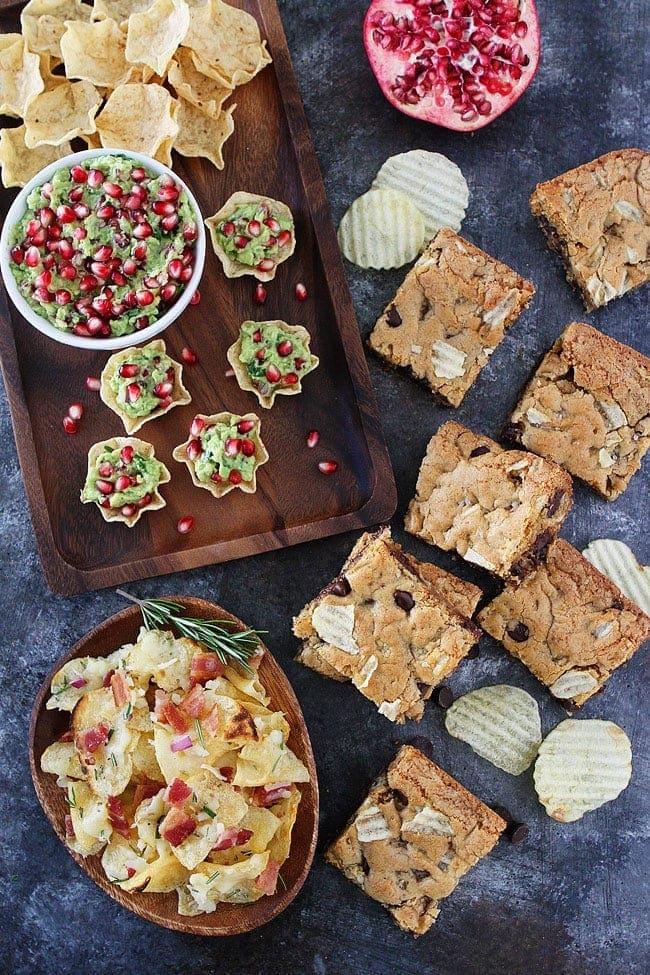 3 Holiday Party Recipes