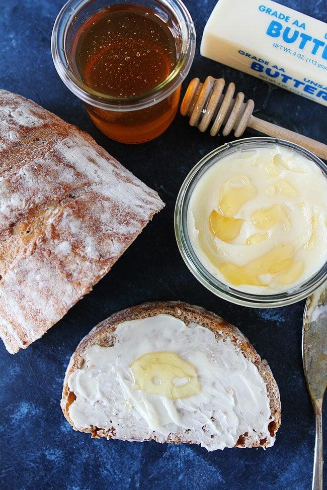 Easy Honey Butter Recipe