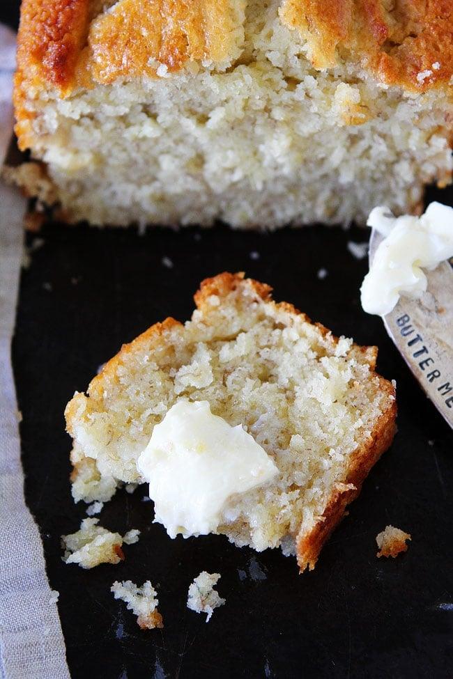 Buttermilk Banana Bread Recipe Two Peas Their Pod