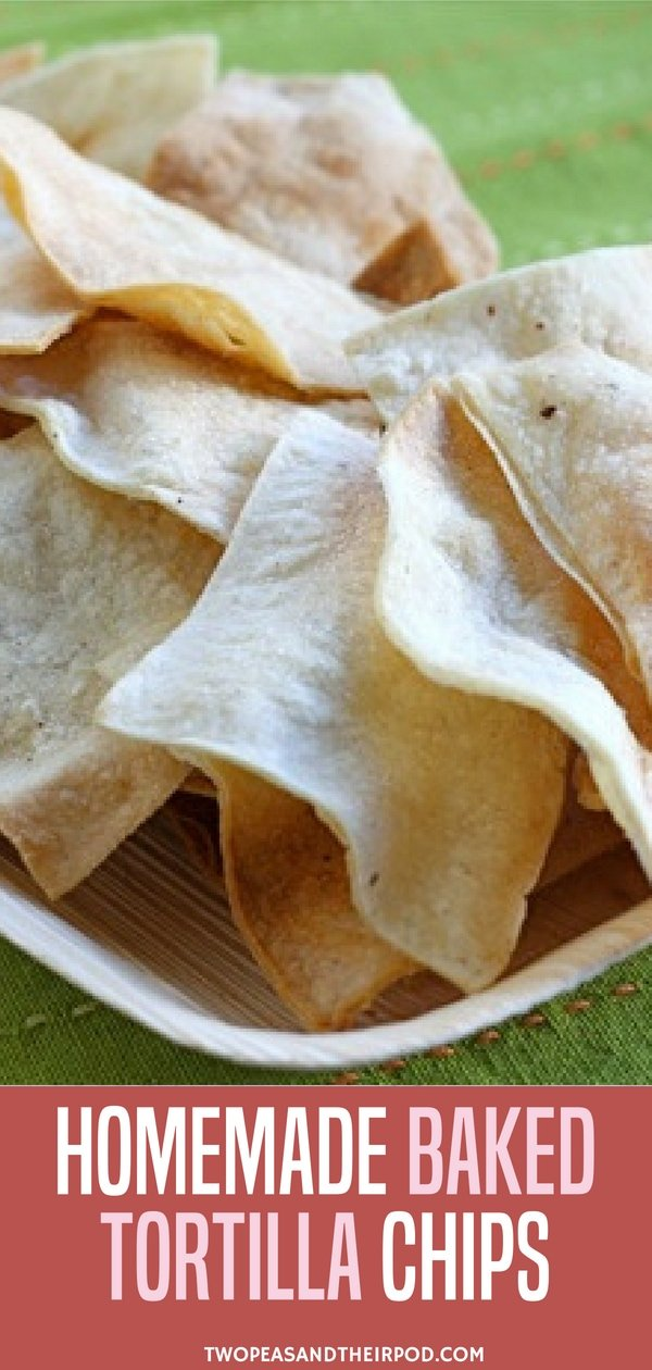 Making your own chips at home is easy, fun, and cheaper too. And kids love these easy homemade chips! Our boys are always asking if we can make homemade tortilla chips!
