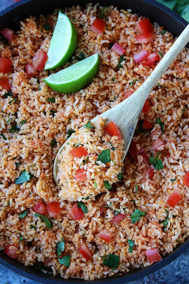 How to Make Mexican Rice