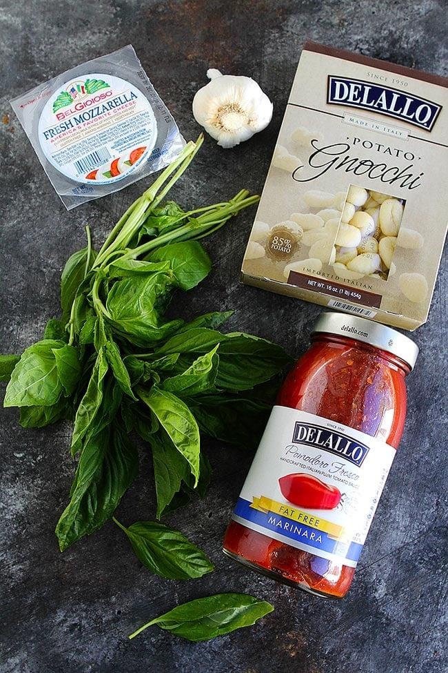 5-Ingredient Gnocchi Recipe