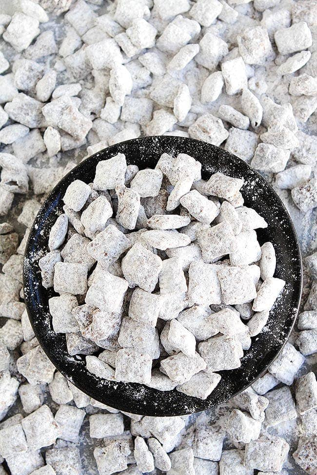 Easy Puppy Chow Recipe