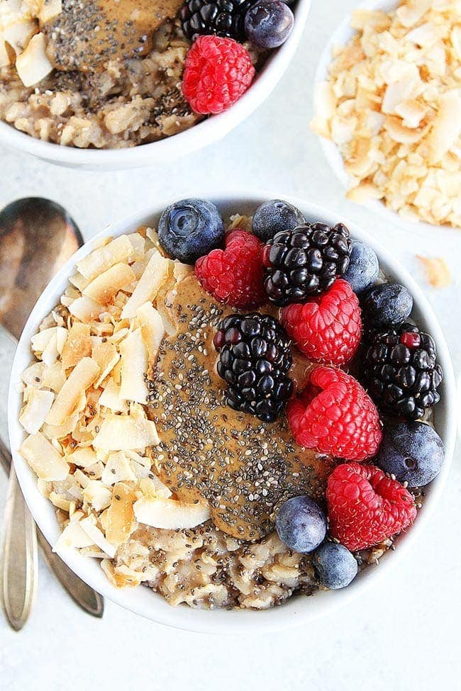 Easy Oatmeal Recipe