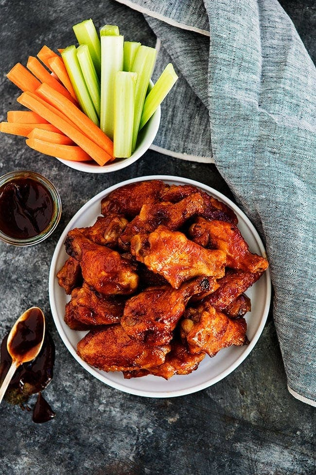 Food Recipes For Dinner Chicken Wings