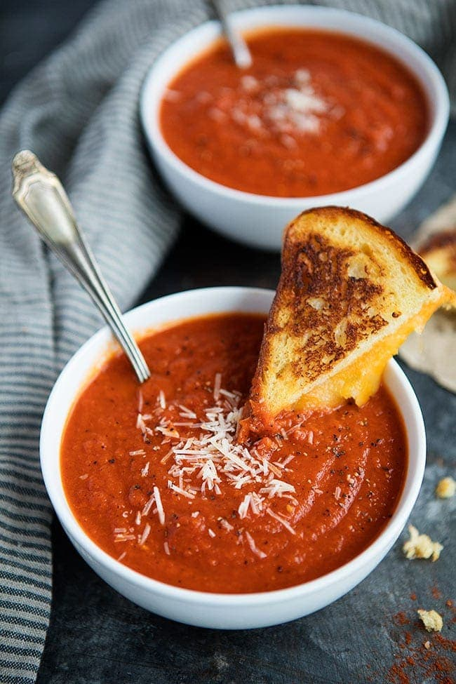 Smoky Tomato Soup Recipe