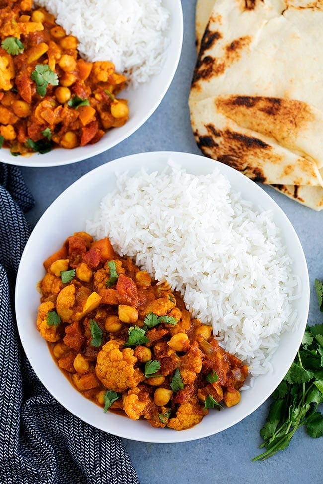 Easy Vegetarian Tikka Masala Recipe
