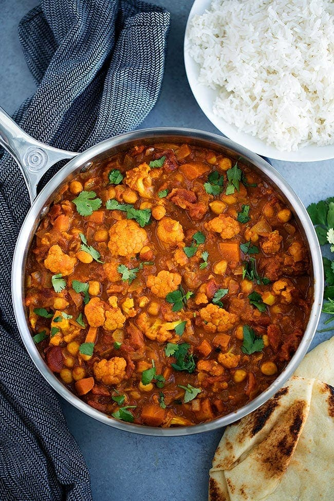 Vegetarian Tikka Masala Two Peas Their Pod
