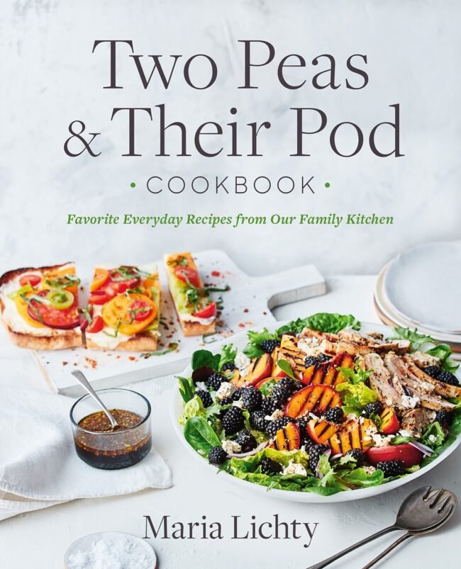 Cookbook Cover Reveal