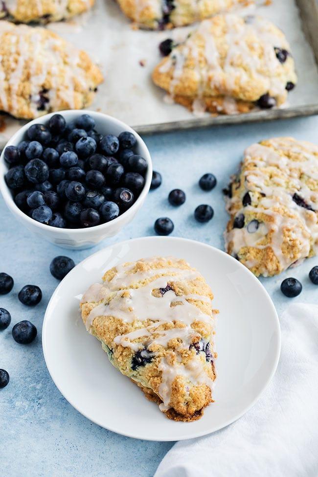Best Blueberry Scone Recipe