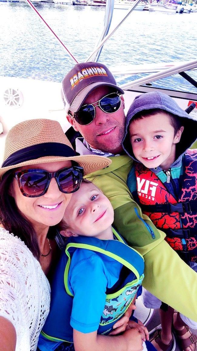 McCall Idaho Family Trip