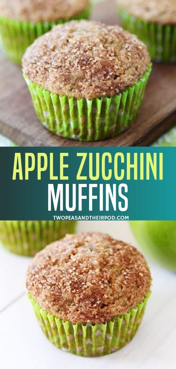 These healthy whole wheat zucchini muffins are easy to make, popular with kids and adults. Deliciously grab and go breakfast or snack that everybody will love! Use up that summer zucchini and try this recipe now!