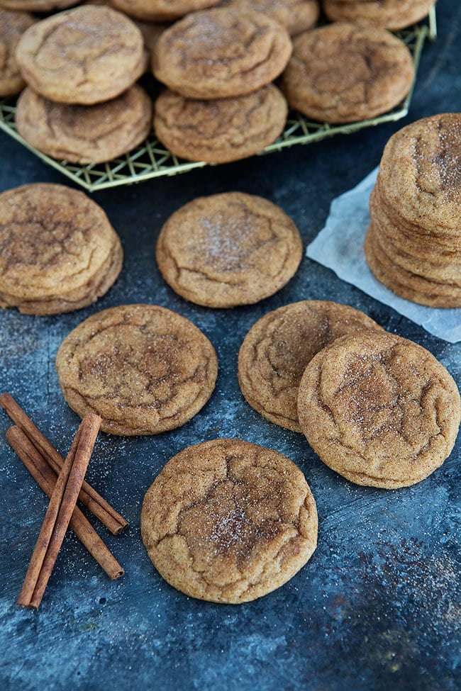 Perfect Pumpkin Snickerdoodle