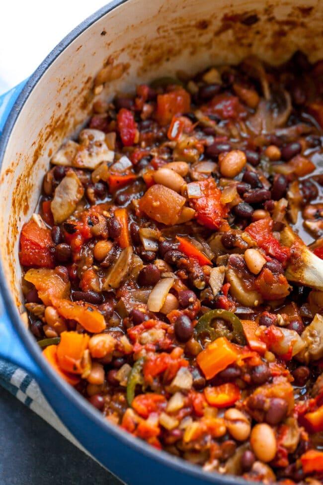 Vegetarian Chili Recipe