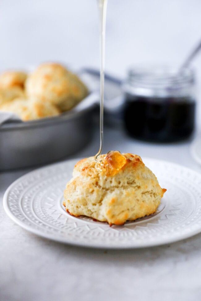 Easy Buttermilk Drop Biscuits
