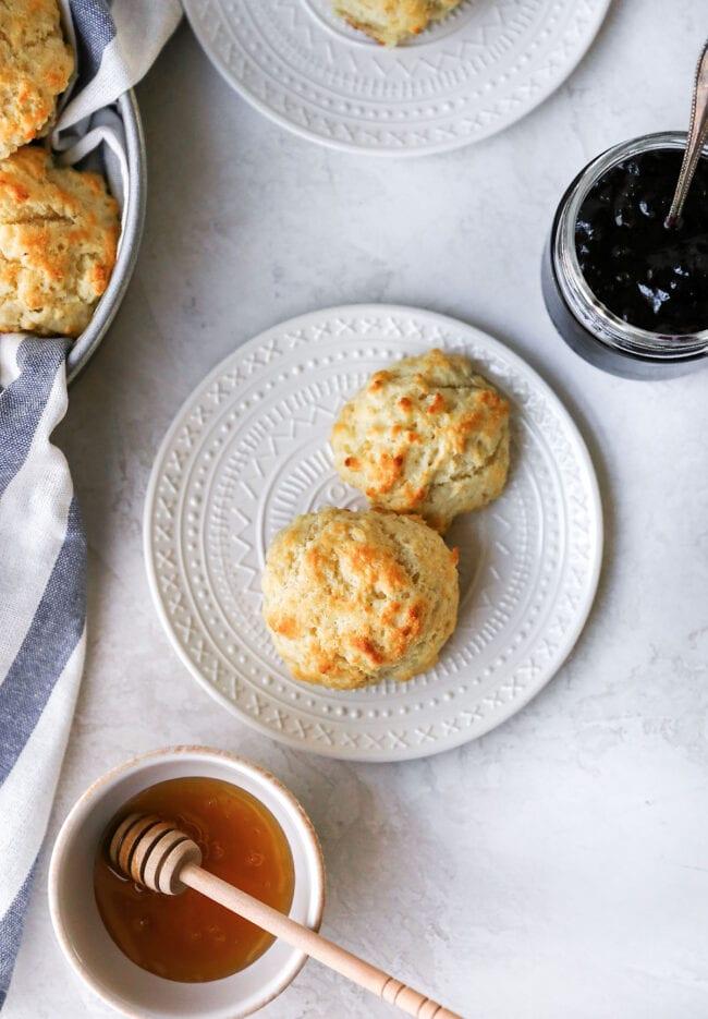 Easy Buttermilk Drop Biscuit Recipe