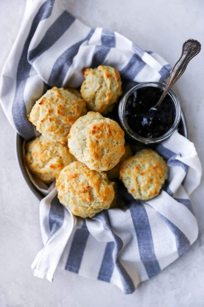 biscuits for sausage gravy and biscuits