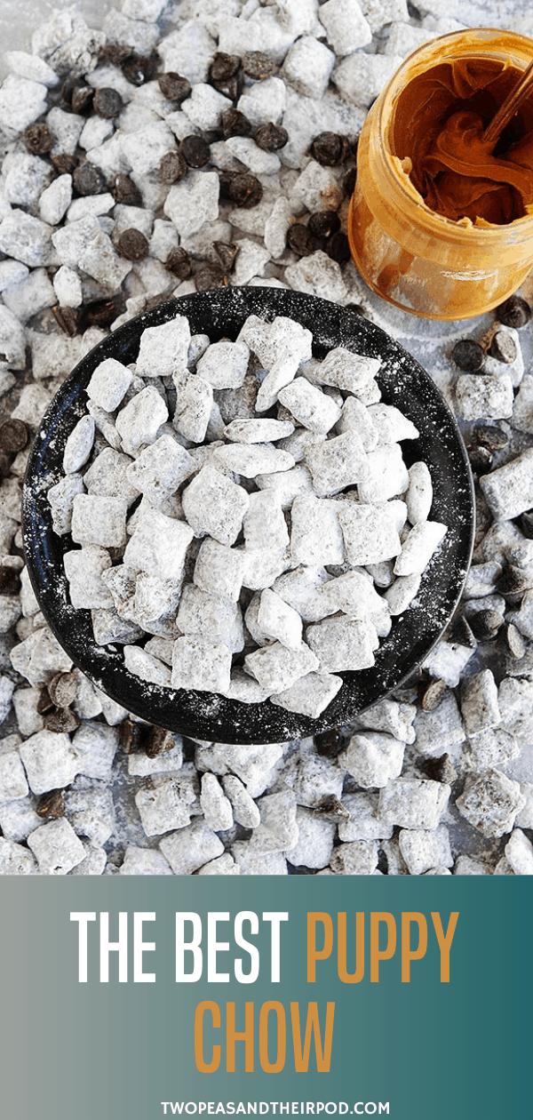 Puppy Chow Recipe Muddy Buddies